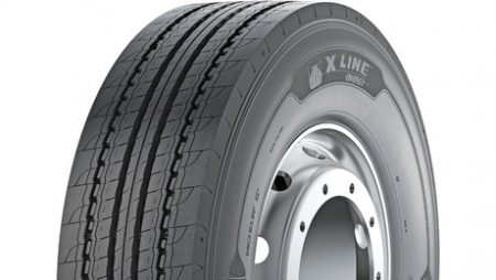 Michelin 315/70R22.5 X LINE ENERGY Z 156/150L ПРЕДНИ M+S