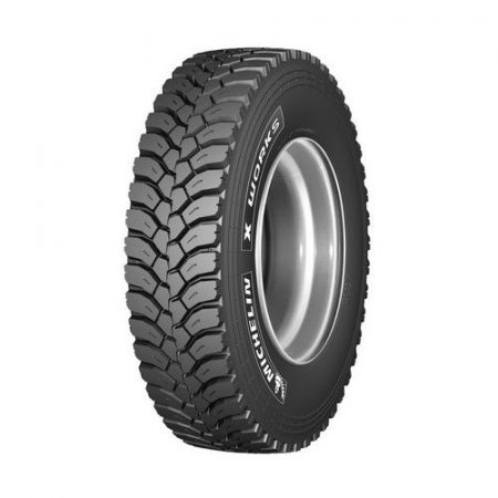 Michelin Remix 13R22.5 WORKS XDY 156/150G ЗАДНИ