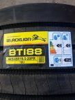 Black Lion 445/45R19.5 BTI88 160J TRAILER M+S