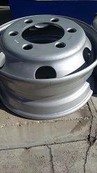 Товарни джанти SRW 6.75х17.5 6 отв. ЕТ140 цен.отвор ф-164мм.
