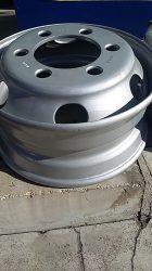 Товарни джанти SRW 6.75х17.5 6 отв. ЕТ140 цен.отвор ф-164мм./222.25