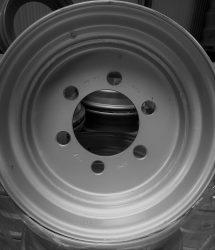 Джанта за тракторно ремарке 6.75x17.5 Jantsa 163/222.2 6 отвора по ф-32мм с конуси отвън