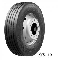 KUMHO 315/80R22,5 KXS10 156/150K M+S ПРЕДНИ