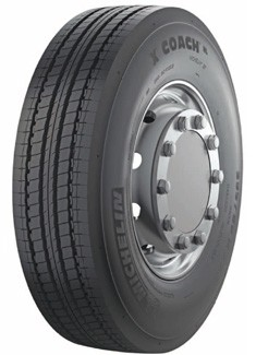 Michelin 295/80R22.5 COACH HL Z 154/149M ПРЕДНИ